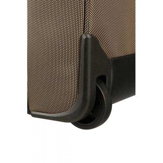 Fairbrook Rolling Tote 39.6cm/15.6″ Black/Cognac (COPY)