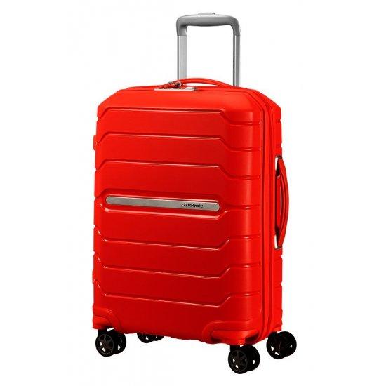Flux Spinner Expandable 55cm Tangerine Red