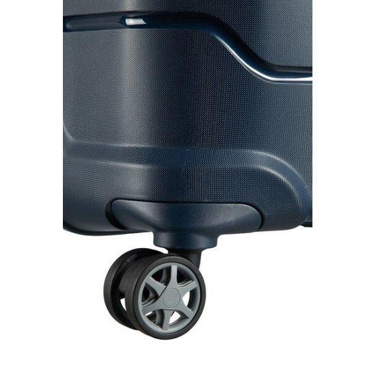 Flux Spinner Expandable 75cm Navy Blue