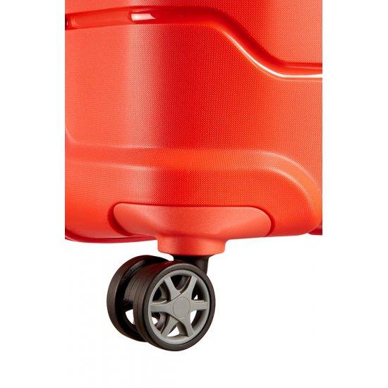 Flux Spinner Expandable 81cm Tangerine Red