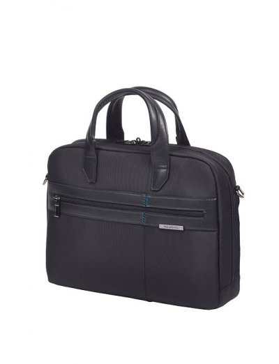 Formalite Lth Bailhandle 35,8cm/14.1″ Black - Men's business bags