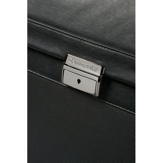 Formalite Briefcase 39.6cm/15.6″ Black