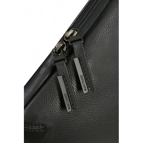 Formalite Lth Tablet Crossover L 24.6cm/9.7″ Black