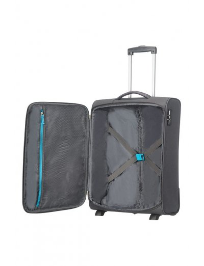 Funshine 2-wheel cabin baggage Upright 55cm - Softside suitcases