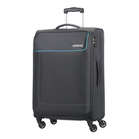 Funshine 4-wheel spinner suitcase 66cm