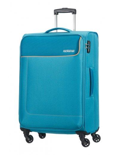 Funshine 4-wheel spinner suitcase 66cm - Product Comparison