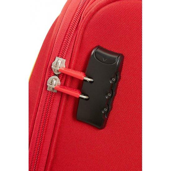 Funshine 4-wheel spinner suitcase 79cm Rio Red