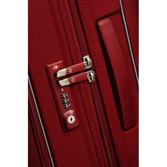 Fuze Spinner Expandable 76cm Cabernet Red