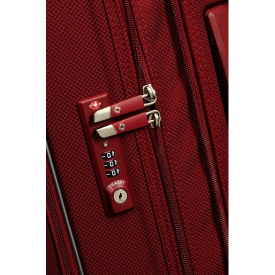 Fuze Spinner Expandable 82cm Cabernet Red