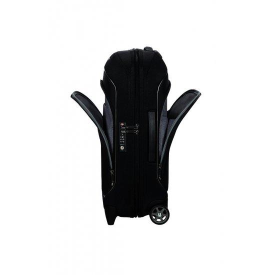 Fuze Upright Expandable 55cm Black