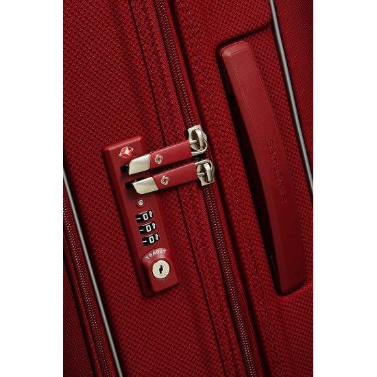 Fuze Spinner 55cm Cabernet Red