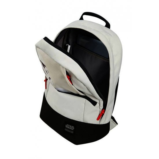 Grab'n'go Disney Backpack S Darth Stormtrooper Geometric