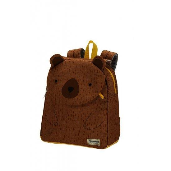 Happy Sammies Backpack S Teddy Bear