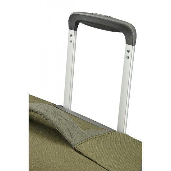 Herolite 2-wheel Upright suitcase 55 cm Khaki