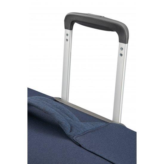 Herolite 4-wheel Spinner suitcase 55cm Navy Blue