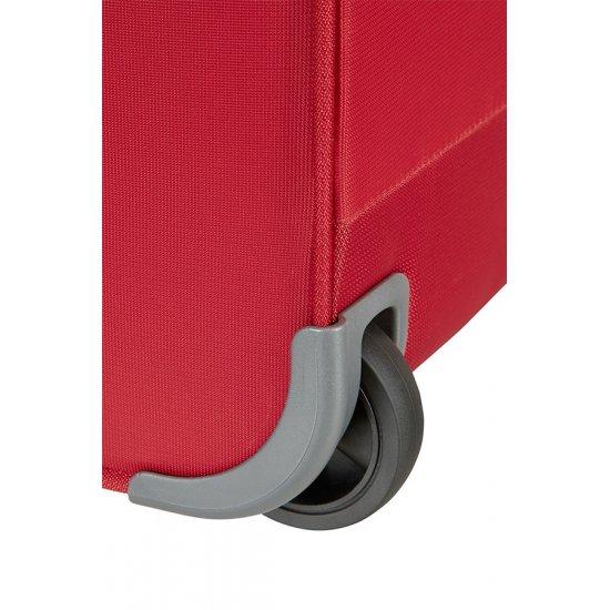 Herolite 2-wheel Upright suitcase 55 cm Formula Red