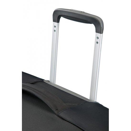 Herolite 4-wheel Spinner suitcase 55 cm Volcanic Black