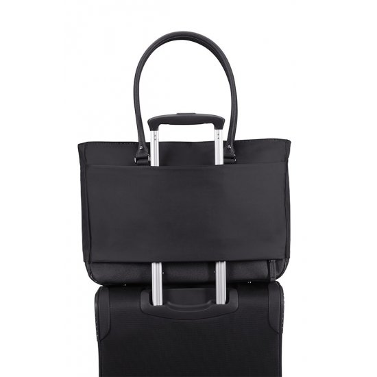 Large Ladie's bag with a laptop compartment 15.6
