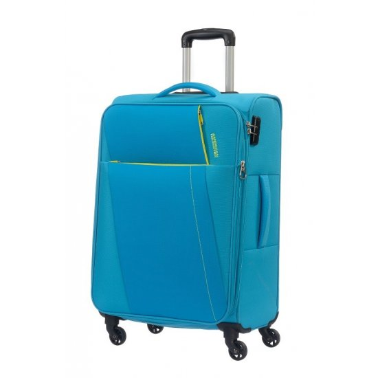 Joyride 4-wheel Spinner suitcase 79 cm Hawaii Blue Ехр.