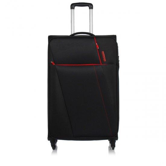 Joyride 4-wheel Spinner suitcase 79 cm Black Ехр.