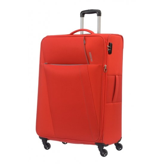 Joyride 4-wheel Spinner suitcase 79 cm Flame Red Ехр.