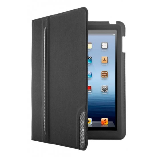 Tabzone iPad Ultraslim Carbontech 9.7″ Black