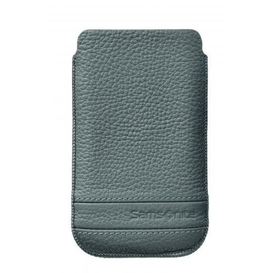 Case for an iPhone 5 made of Full leather Classic leather