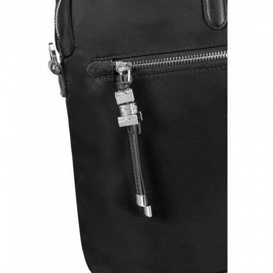 Karissa Bizz Bailhandle 39,6cm/15.6″ Black