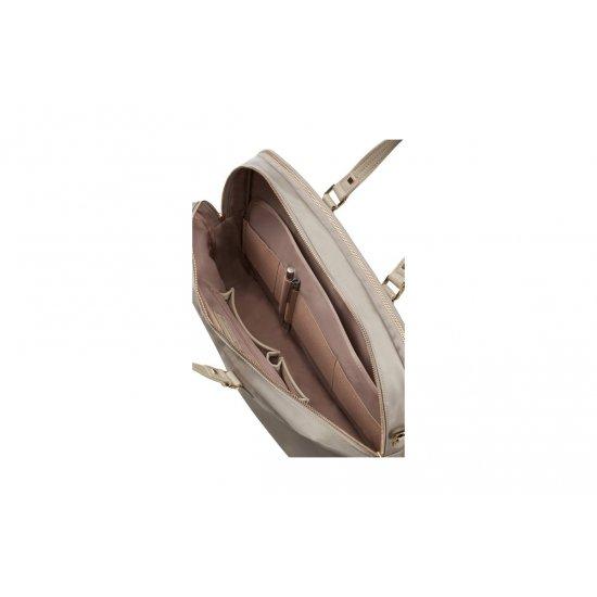 Karissa Bizz Bailhandle 39,6cm/15.6″ Light Taupe