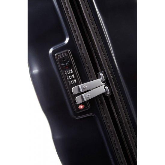 Black Upright on 2 wheels Еngenero 55 cm.