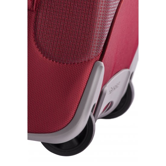 Upright on 2 wheels Panayio 55 cm. red color