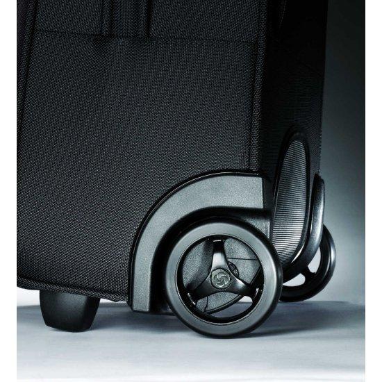 Upright on 2 wheels Pro-Dlx Hybrid 62 cm. Black color