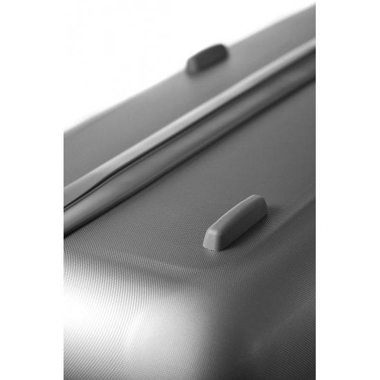Uright on 2 wheels Velocita 55 cm. silver color