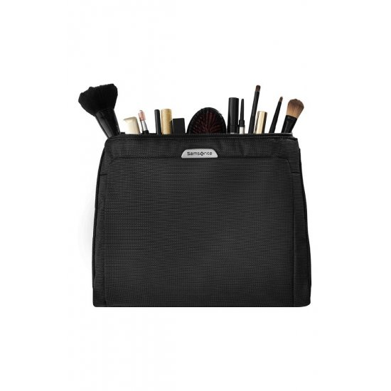 Cosmetic case New Spark size L, graphite
