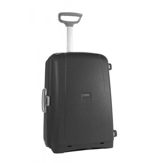 Куфар на 2 колела Aeris Comfort 64cm цвят графит