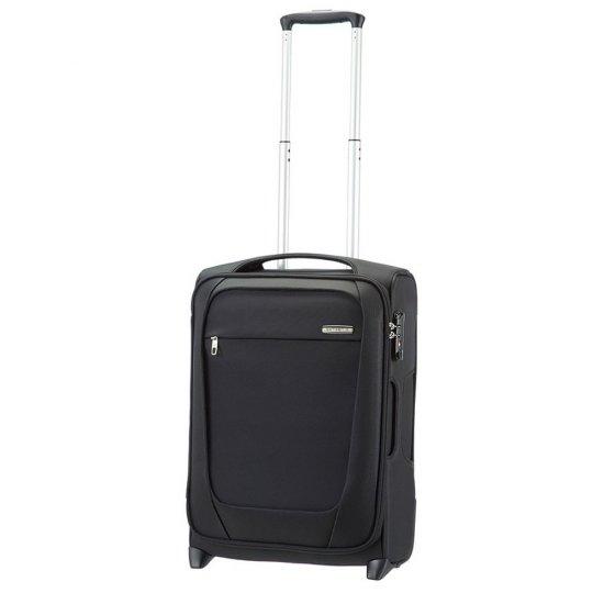 Куфар на 2 колела B-Lite 55 см в класически черен цвят