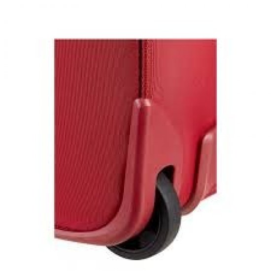 Upright on 2 wheels B-Lite 55 cm. Red
