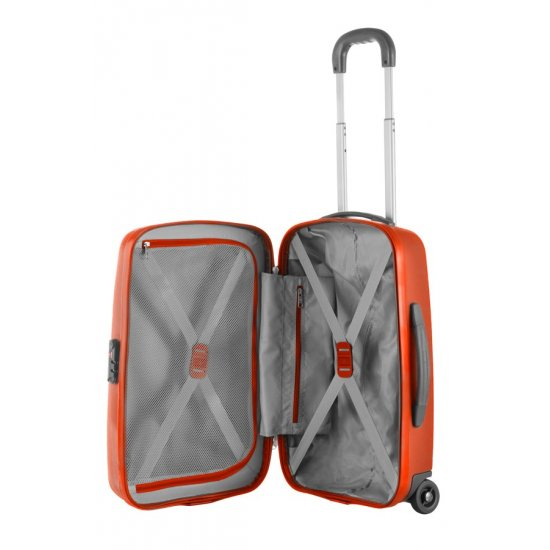 Upright on 2 wheels Bright Lite Diamond 55 cm orange