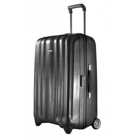 Куфар на 2 колела Cubelite 74 см цвят графит