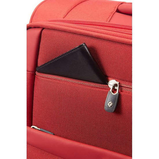 Dynamo Upright Expandable 55cm Red