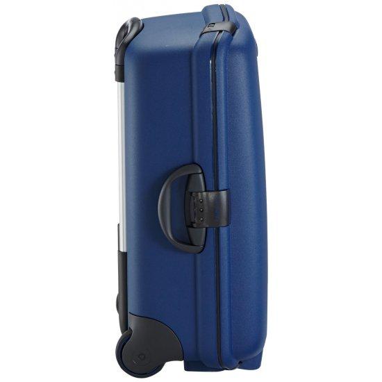 Куфар на 2 колела F'Lite Young 64cm тъмно син цвят