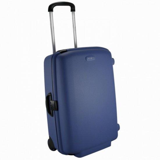 Куфар на 2 колела F'Lite Young 71cm син цвят
