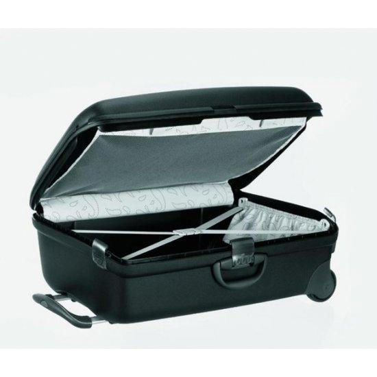 Куфар на 2 колела F'Lite Young 79cm син цвят