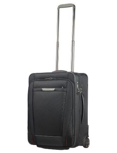 Suitcase on 2 wheels PRO-DLX 5 BLACK expandable - Product Comparison