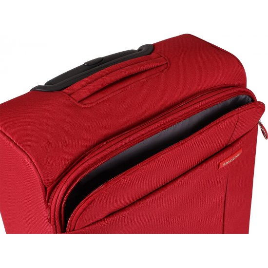 Upright on 2 wheels S-Cape 55 cm. Red