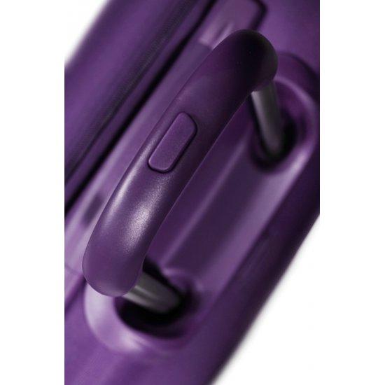 Куфар на 2 колела Sahora ReGeneration 50см. цвят лилав