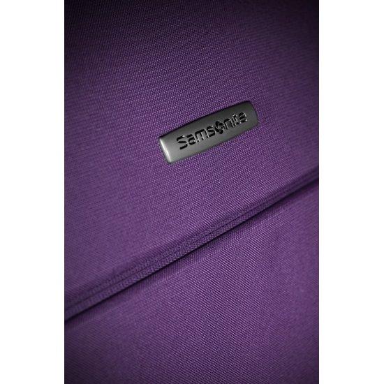 Куфар на 2 колела Sahora ReGeneration 55см. цвят лилав