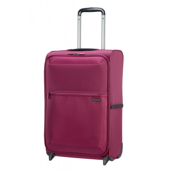 Куфар на 2 колела Short-Lite 55cm цвят лилав