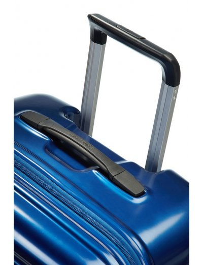 Upright on 2 wheels Spin Trunk 55 cm. Blue - Spin Trunk