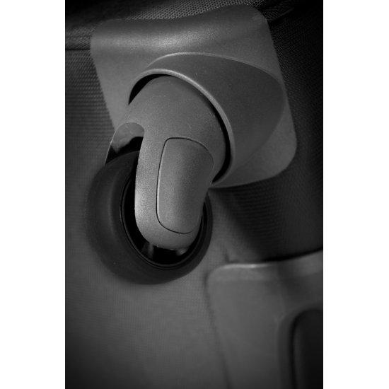 Куфар на 4 колела B-Lite Fresh 55см цвят тъмен графит